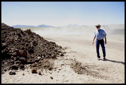 Dust at Candelas 6-17-11